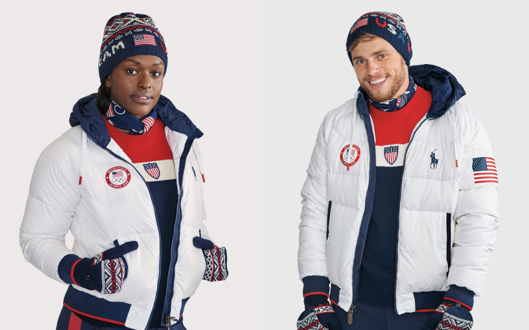Polo Ralph Lauren Unveils Closing Ceremony Uniforms
